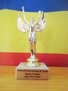 Trofeul Festival de Poezie Renata Verejanu
