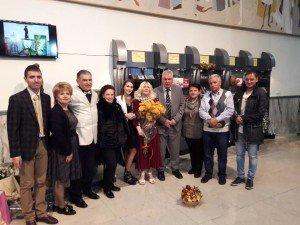 Expoziţie-Eveniment, Renata Verejanu, Mihai Cimpoi, BNM