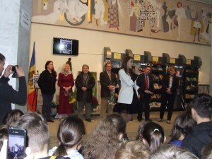 Patricia Tanase, Mihai Cimpoi, Renata Verejanu