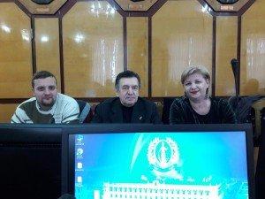 Ion Cuzuioc, Mihai Doloton, Tatiana Afanas-Crăciun