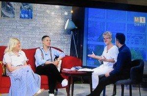 TV Moldova 1, Buna dimineata, Moldova, Renata Verejanu
